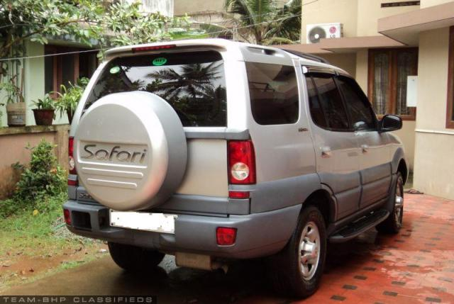 2000 Tata Safari #10