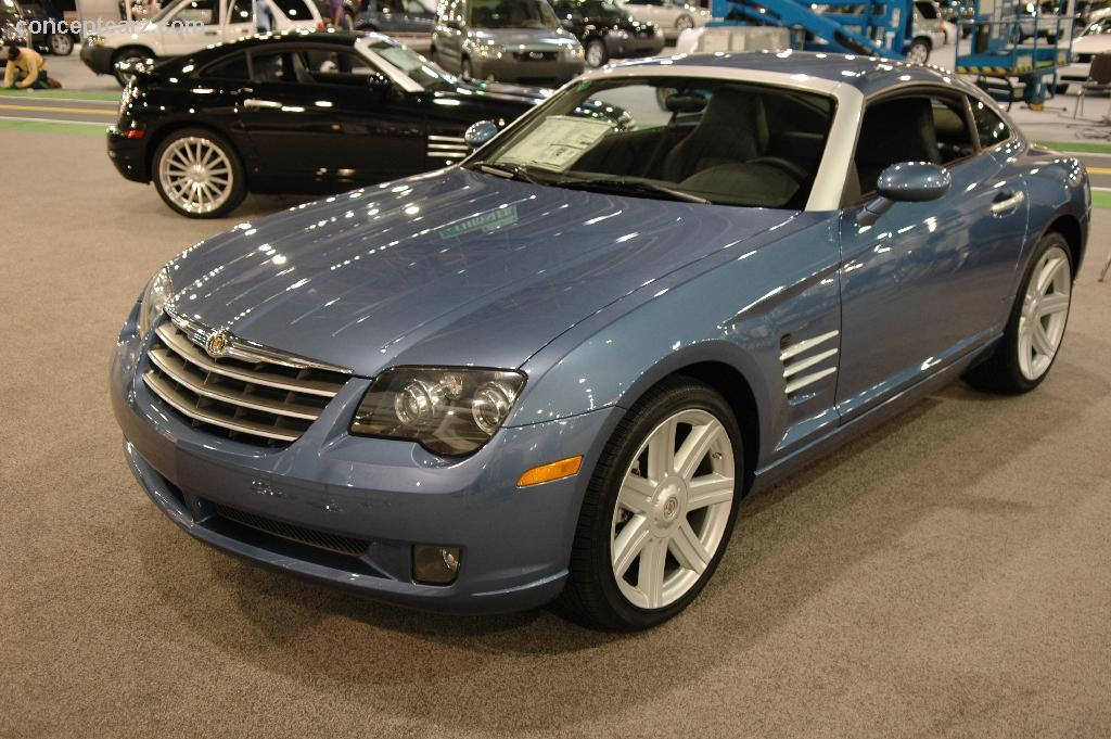 2006 Chrysler Crossfire #7