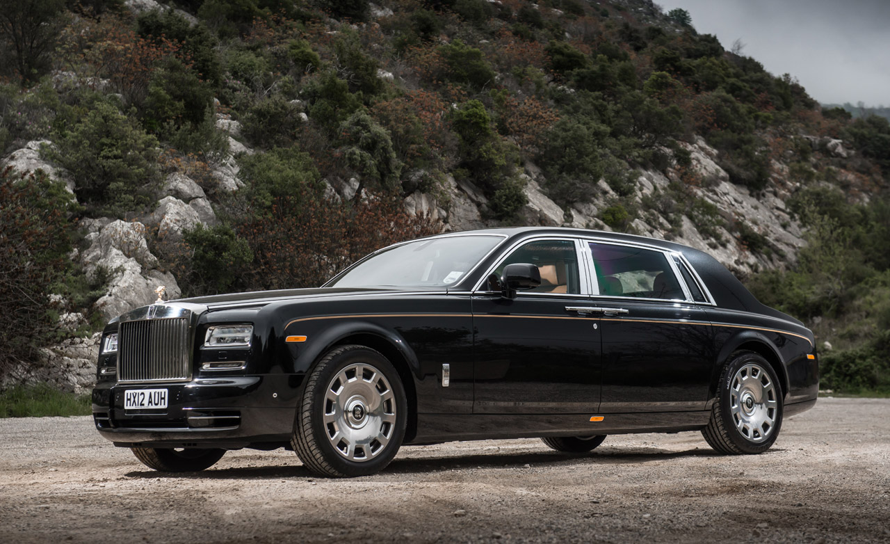 2013 Rolls royce Phantom #10