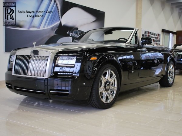 2014 Rolls royce Phantom Drophead Coupe #16