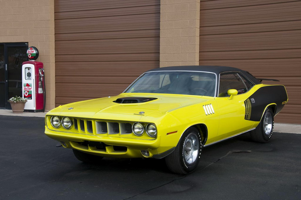 1971 Plymouth Barracuda #16
