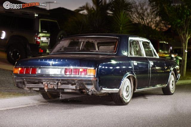 1986 Toyota Crown #11