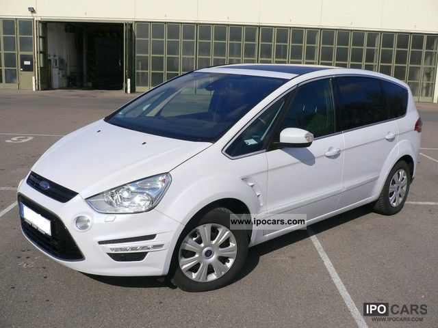 2010 Ford S-Max #8