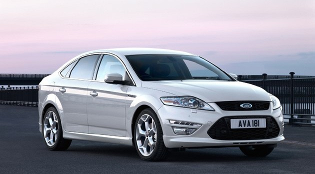 Ford Mondeo #8