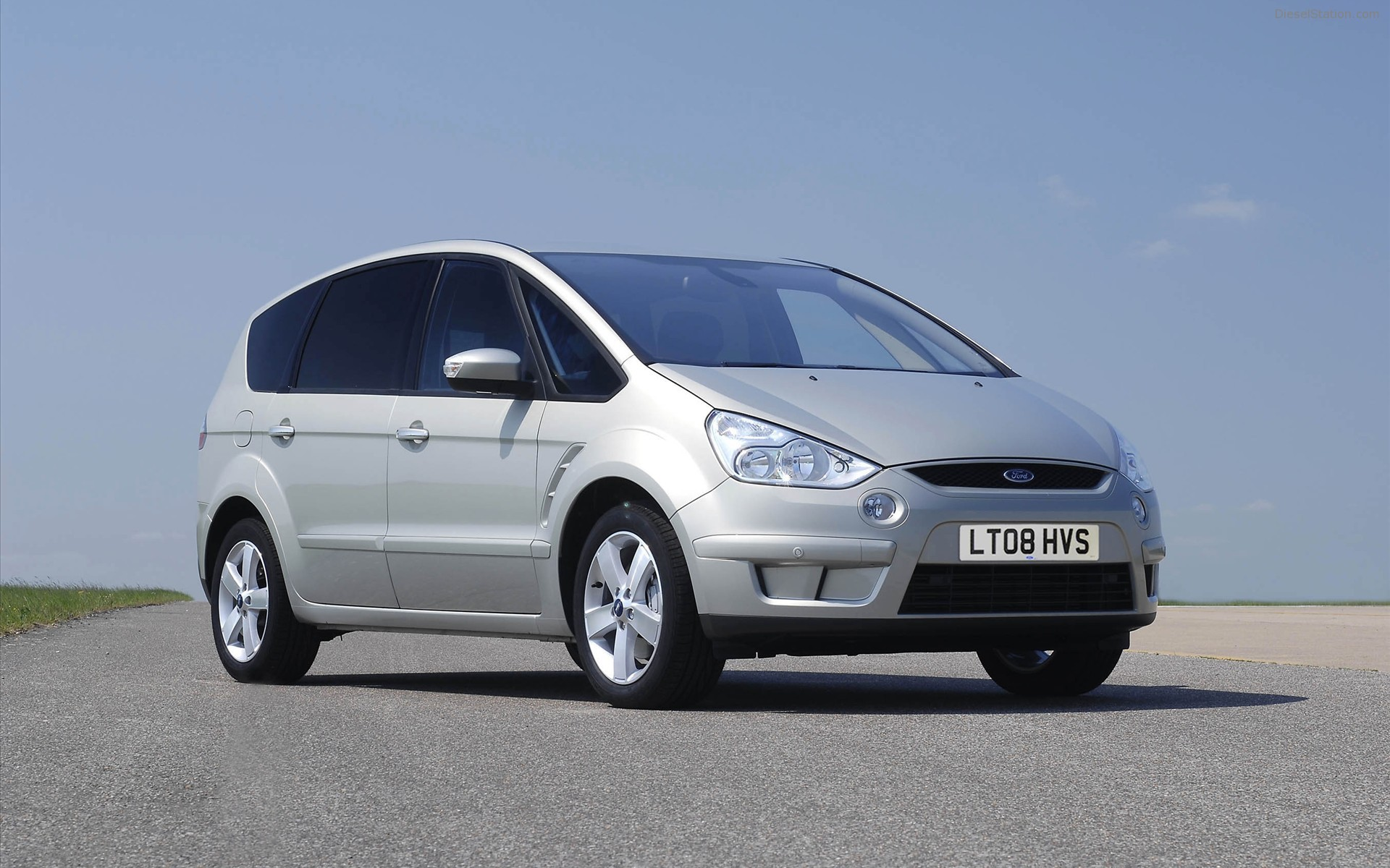 2009 Ford S-Max #15