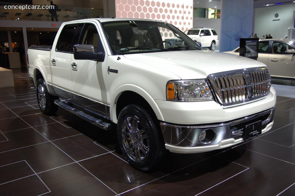 2007 Lincoln Mark Lt #3