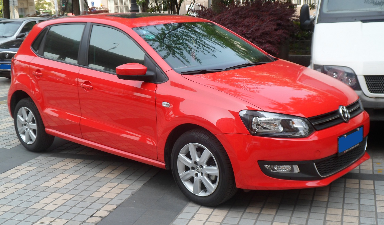 2012 volkswagen polo photos informations articles. Black Bedroom Furniture Sets. Home Design Ideas