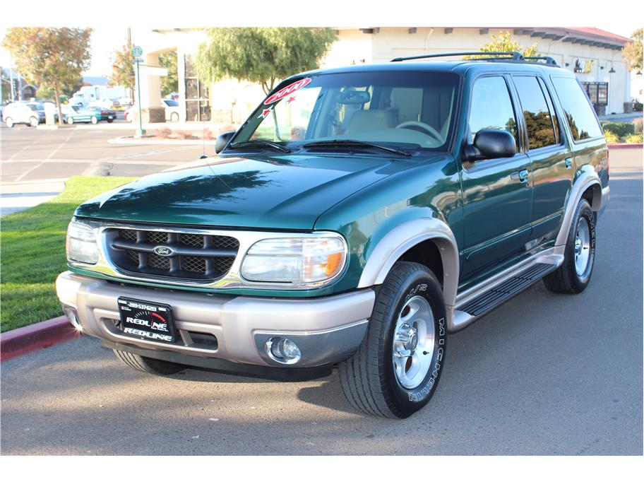 2000 Ford Explorer Photos, Informations, Articles - BestCarMag.com