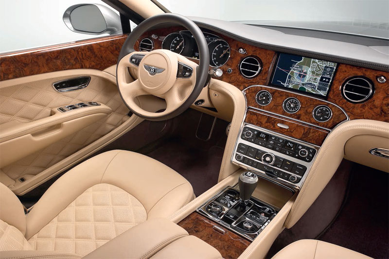 2013 Bentley Mulsane #15