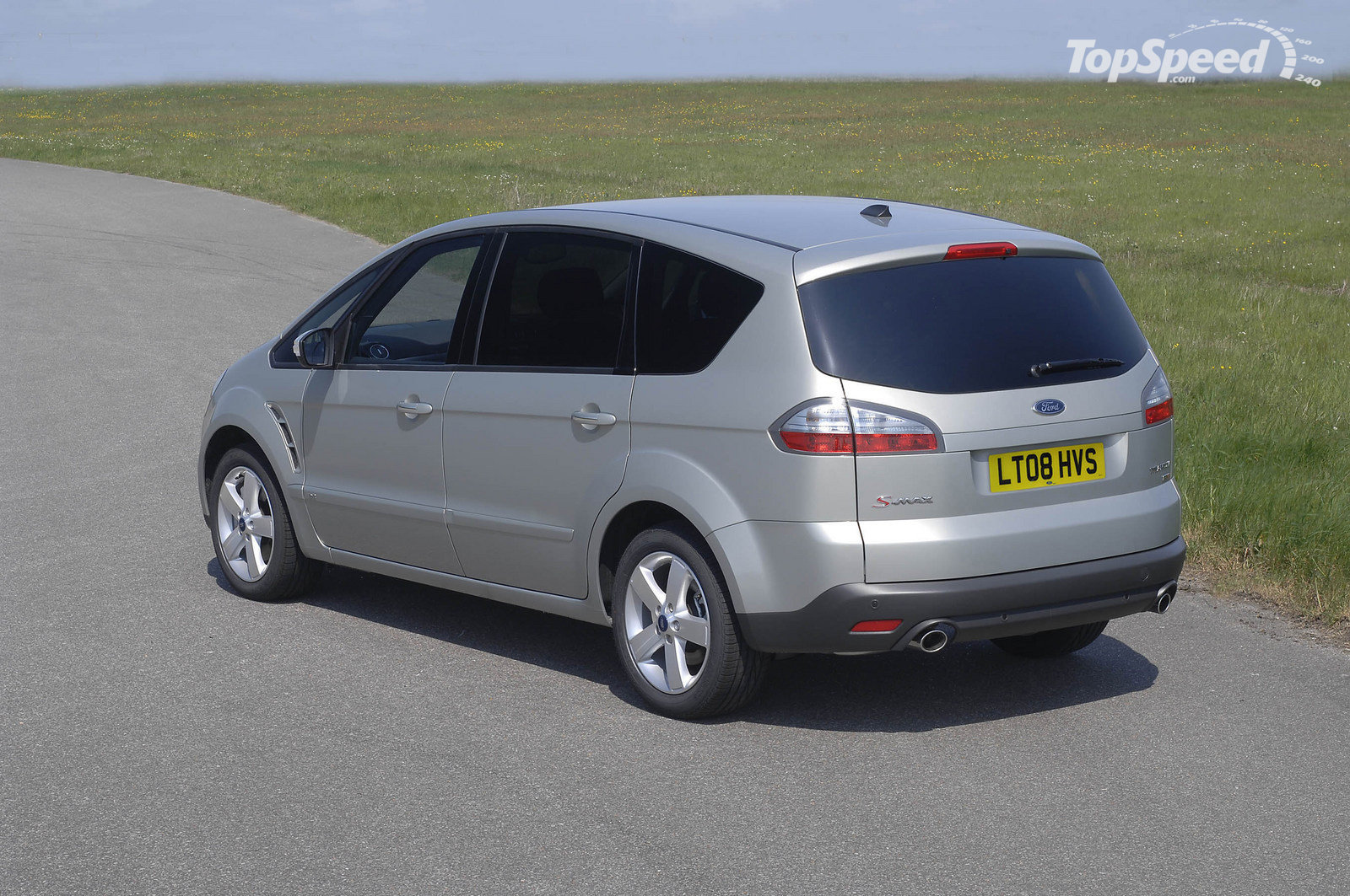 2008 Ford S-Max #8
