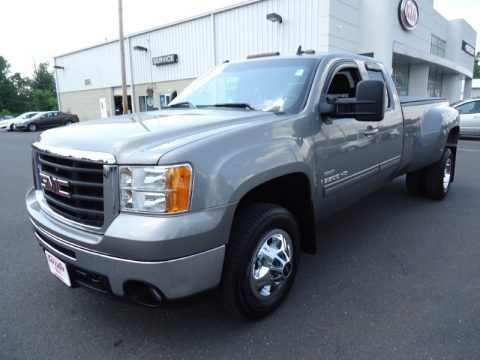 2008 GMC Sierra 3500hd #5