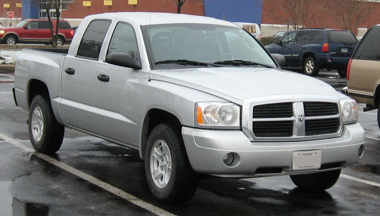 2005 Dodge Dakota #7