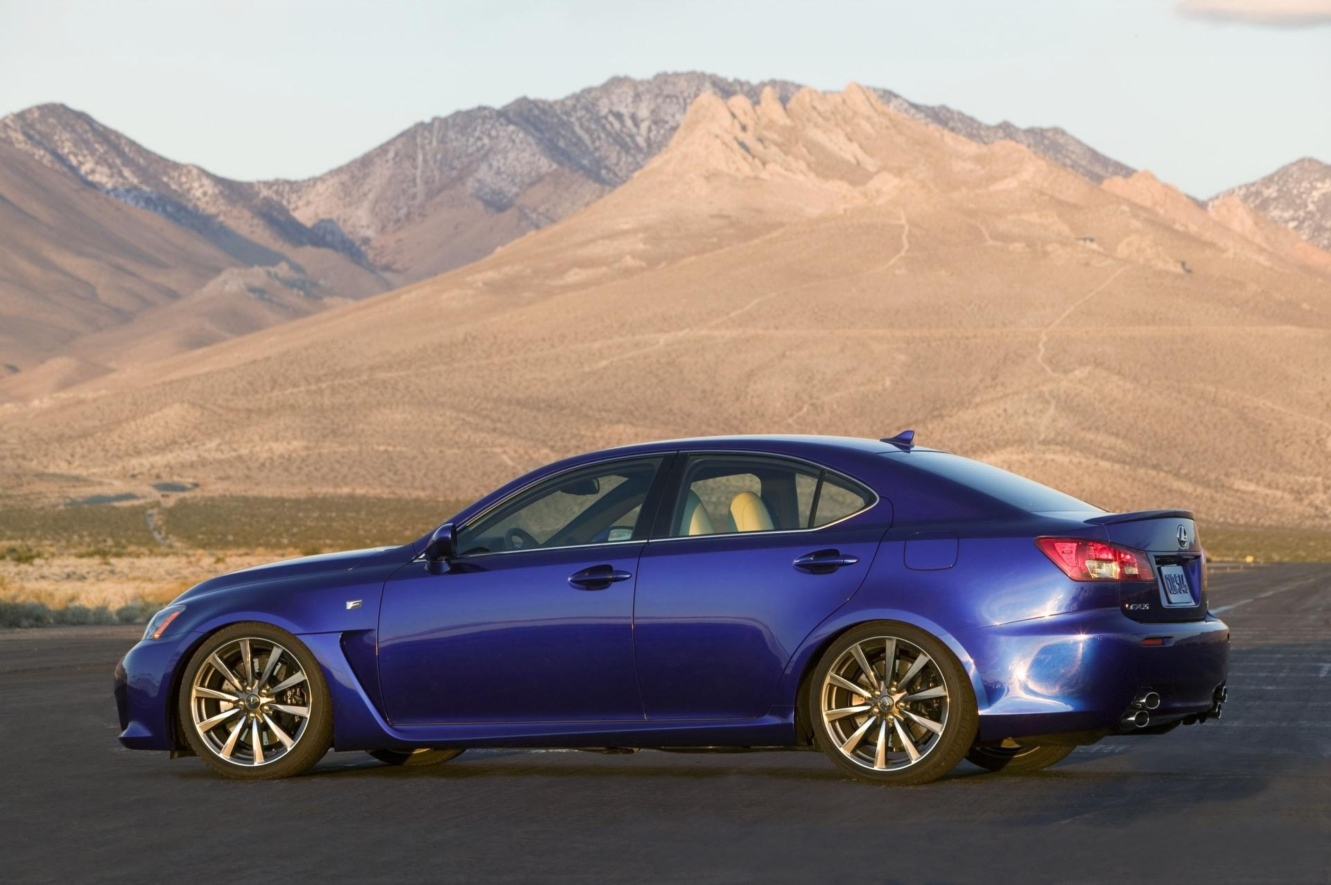 2009 Lexus Is F #15
