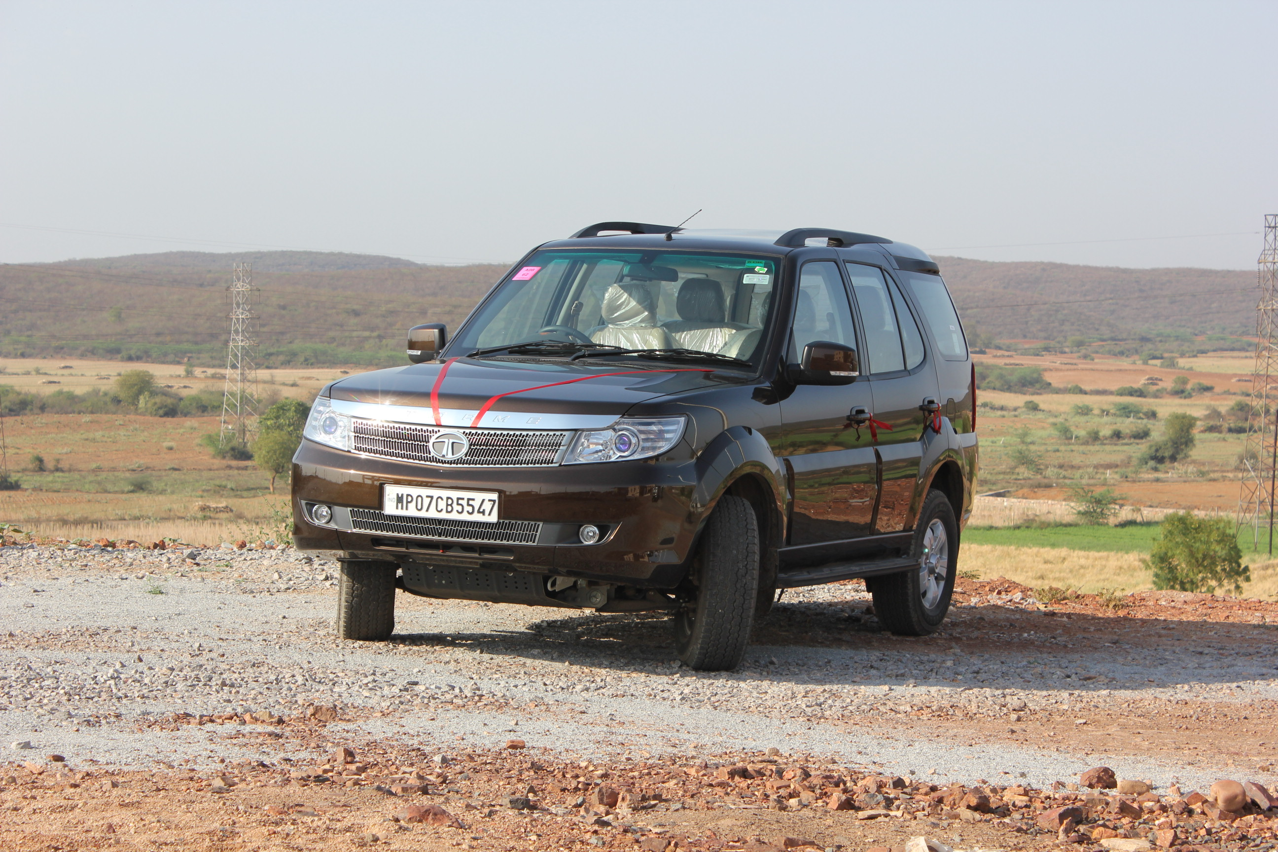 Tata Safari #6