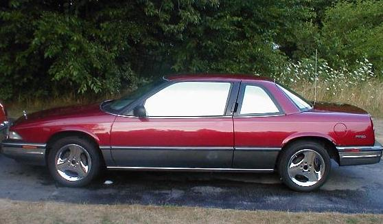 1992 Buick Regal #13