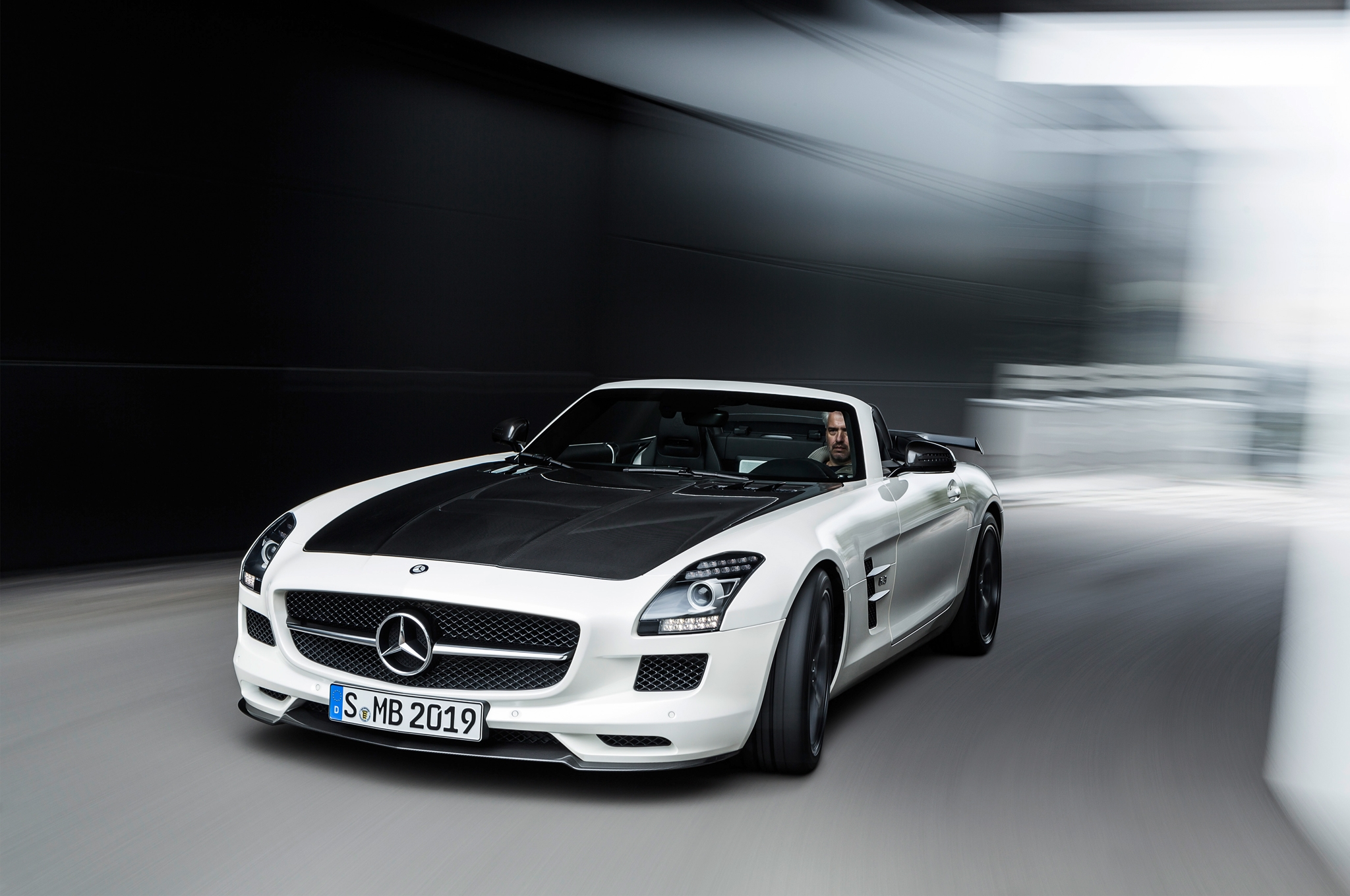 2015 Mercedes-Benz Sls Amg Gt Final Edition #11