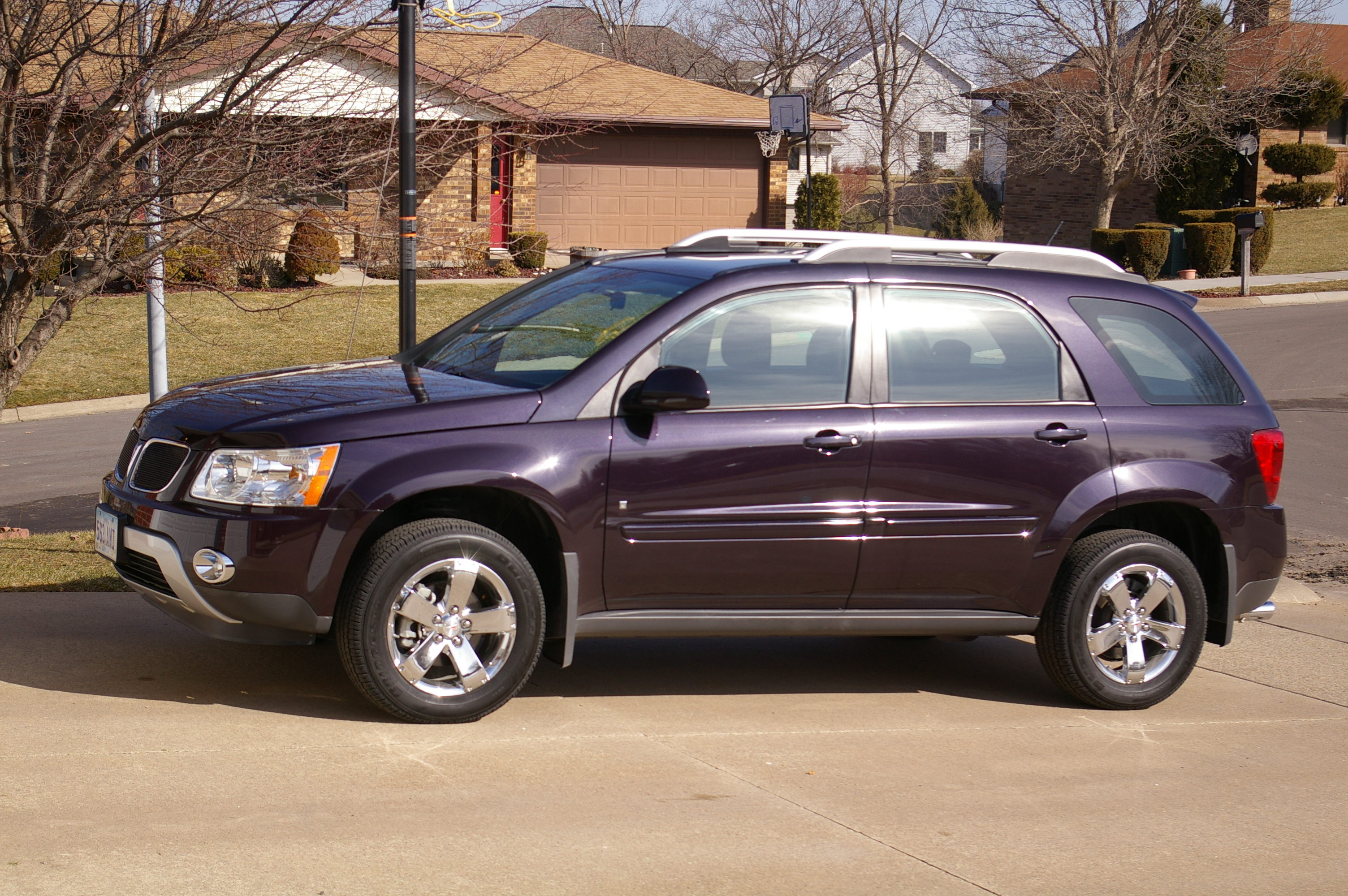 2008 Pontiac Torrent #14