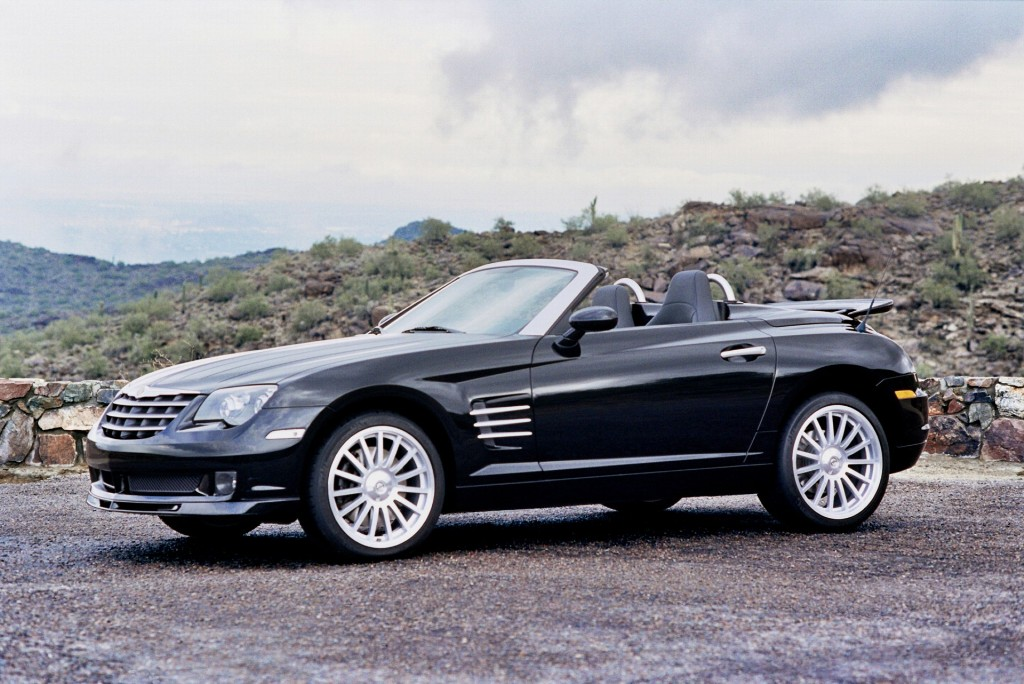 2007 Chrysler Crossfire #5