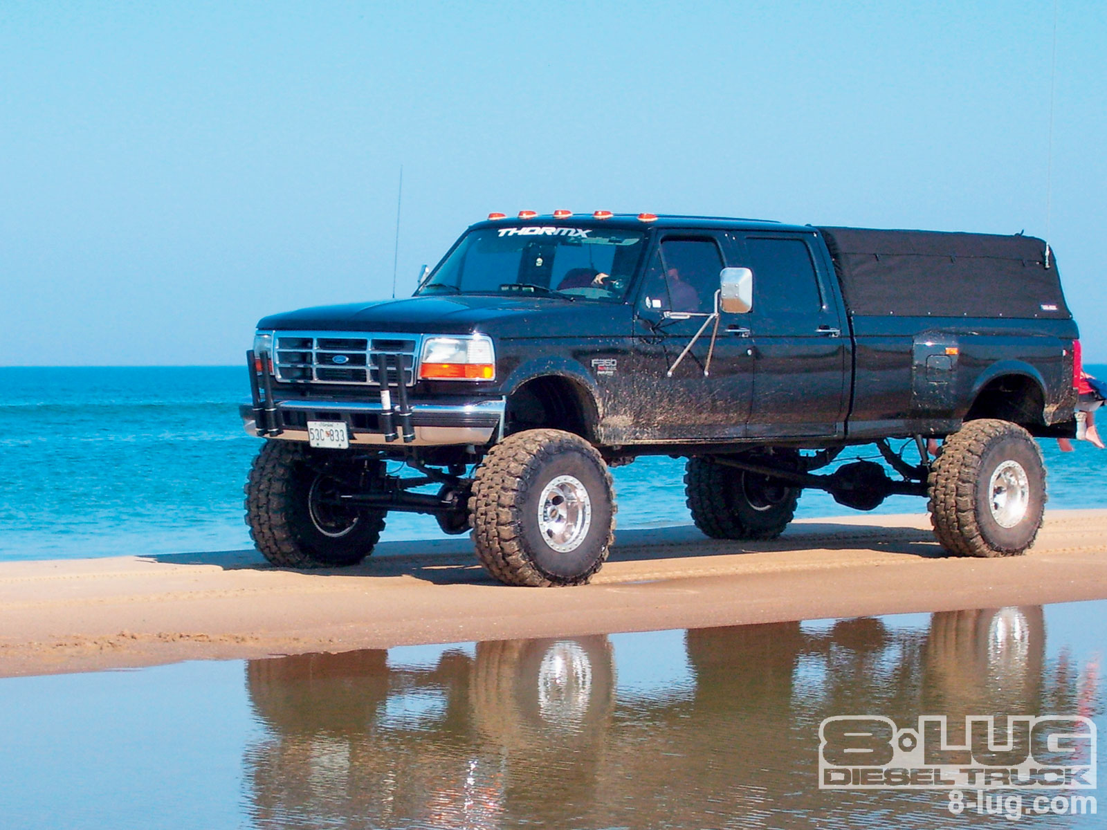 1995 Ford F-350 #4