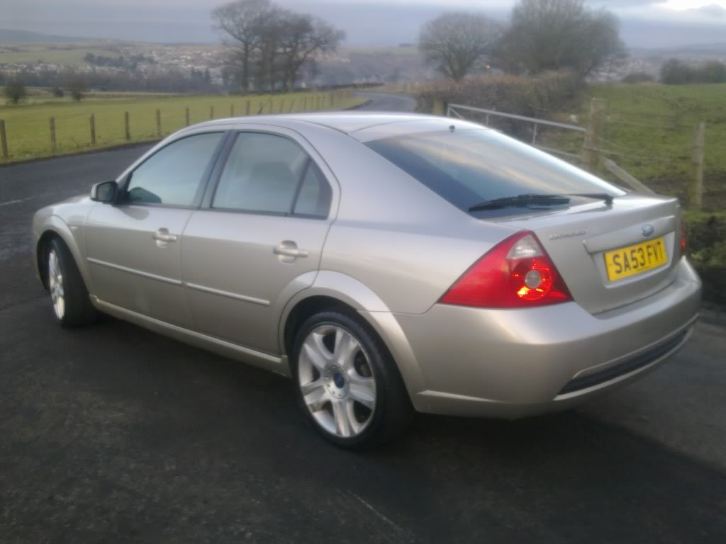 2003 Ford Mondeo #7