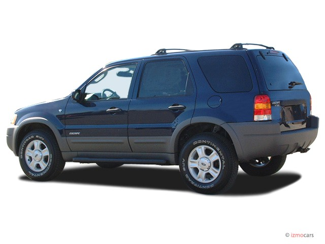 2003 Ford Escape #10
