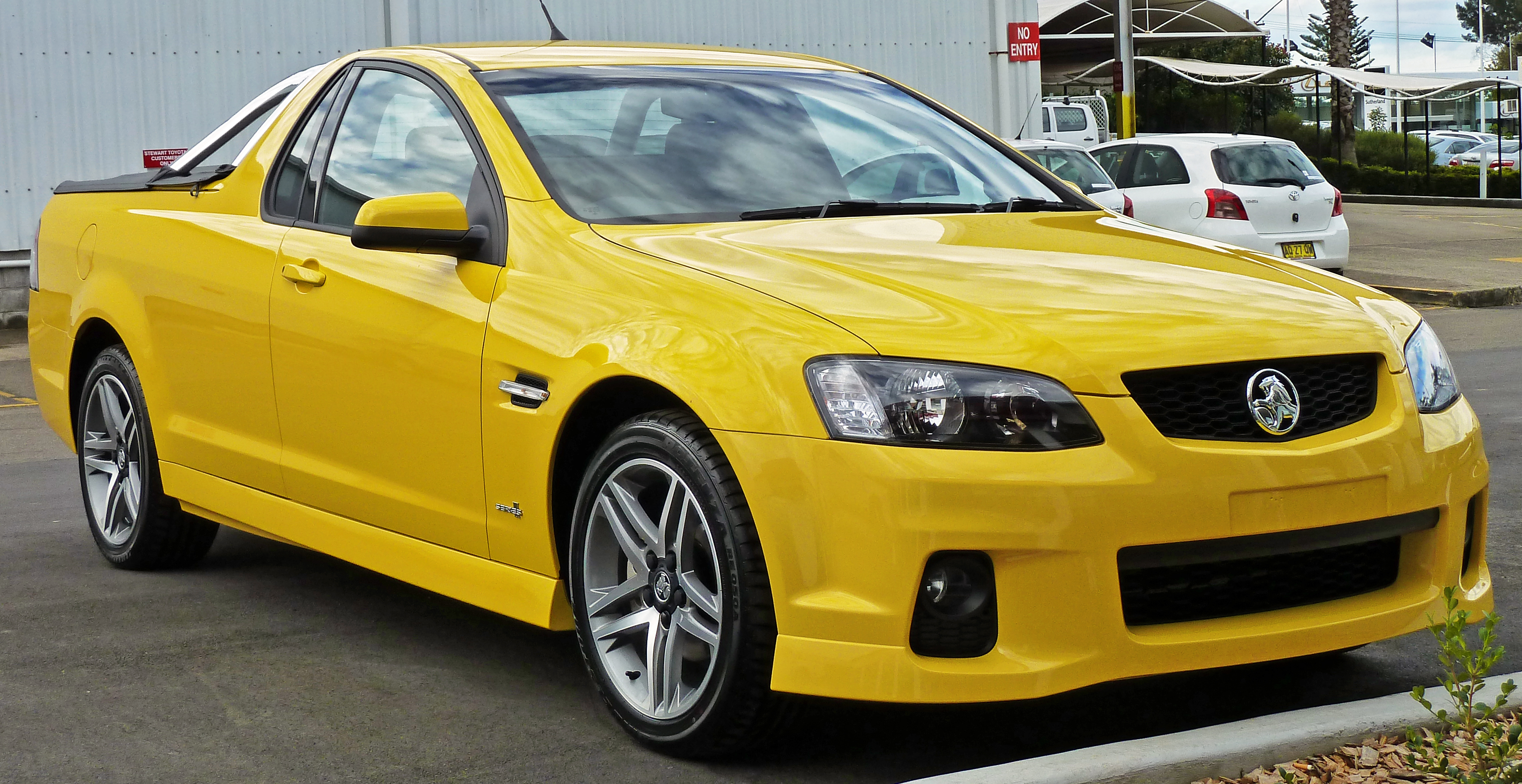 2011 Holden Ute Photos Informations Articles