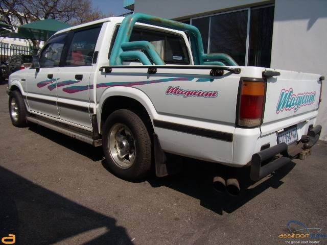 1993 Ford Courier #9