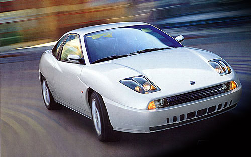 1999 Fiat Coupe #11