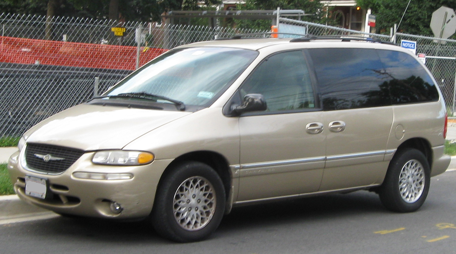 1996 Chrysler Town And Country #7