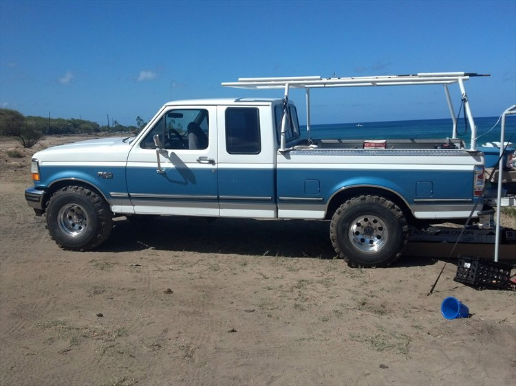 1993 Ford F-150 #18
