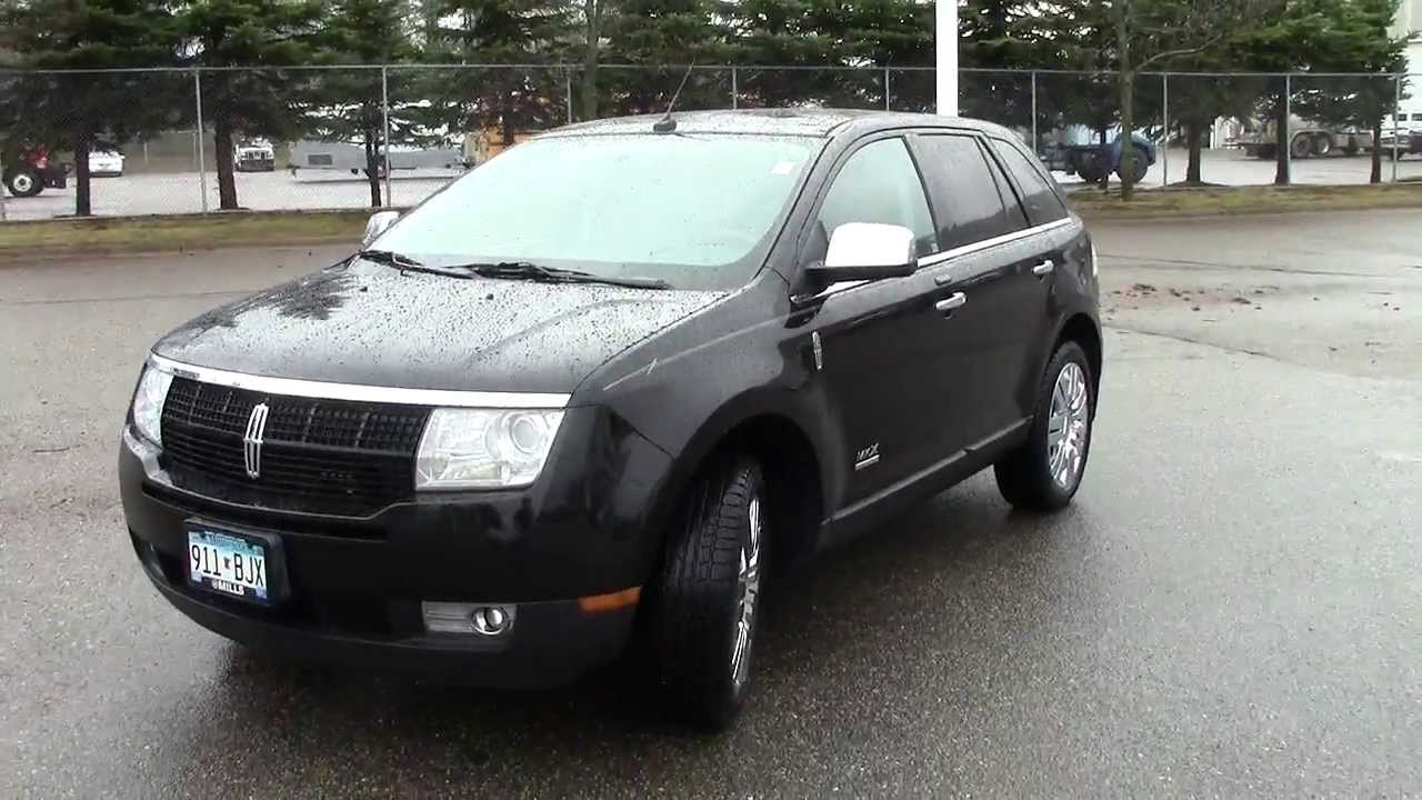 2008 Lincoln Mkx #10
