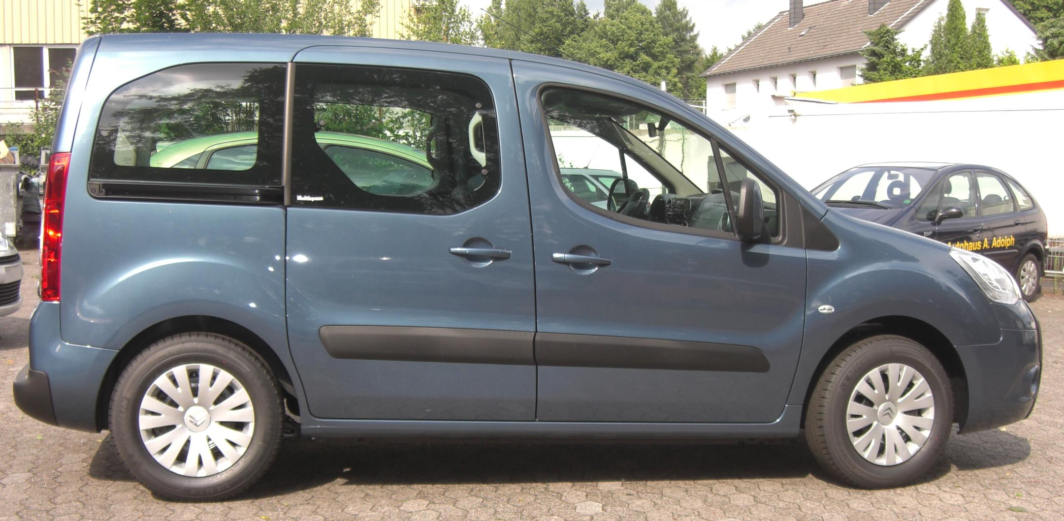 Citroen Berlingo #12