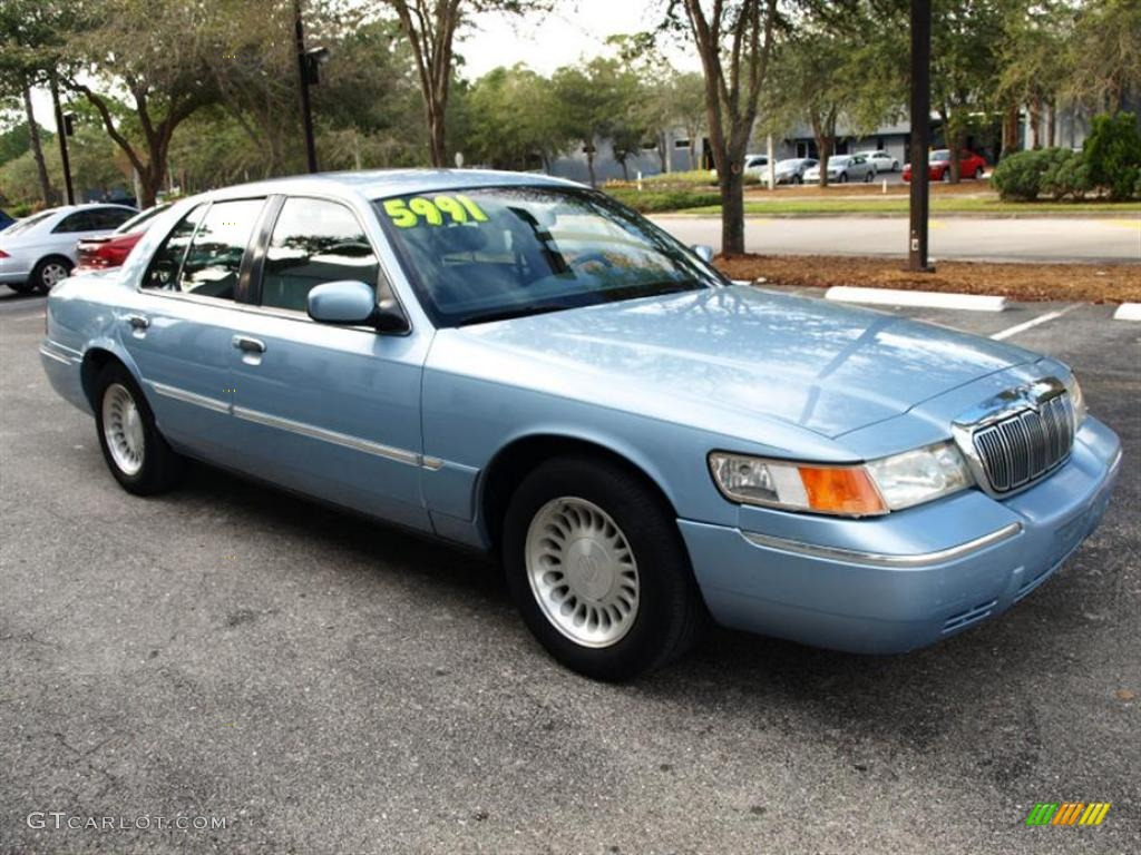 2001 Mercury Grand Marquis #4