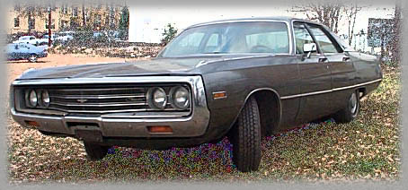 1971 Chrysler Newport #13