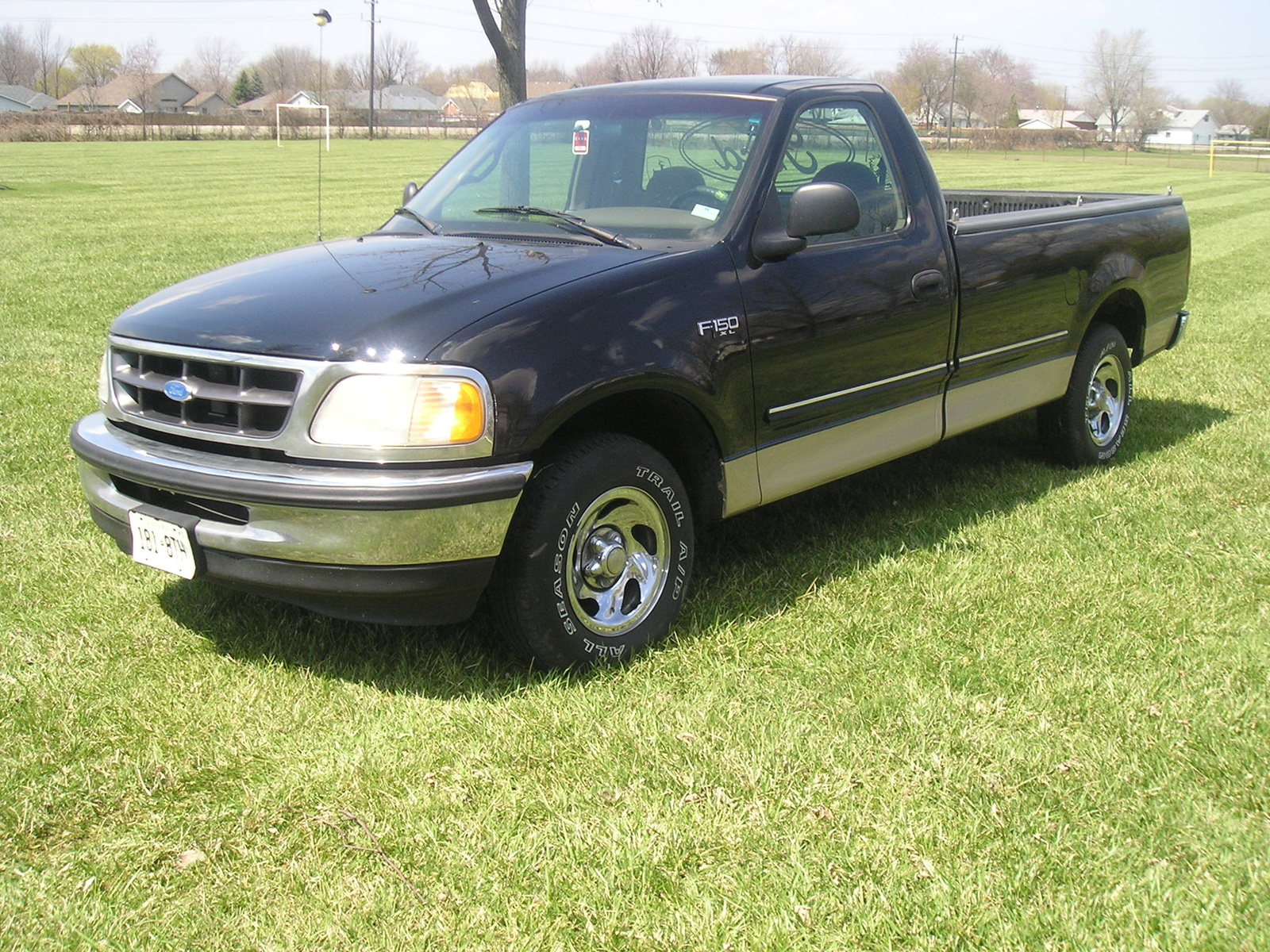 1997 Ford F-150 #5