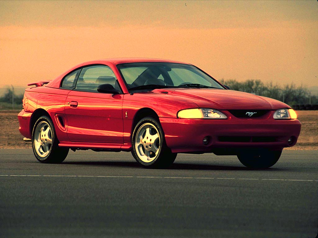 1994 Ford Mustang #3