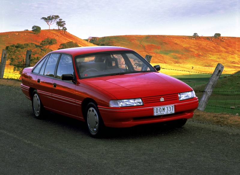 1988 Holden Commodore #2