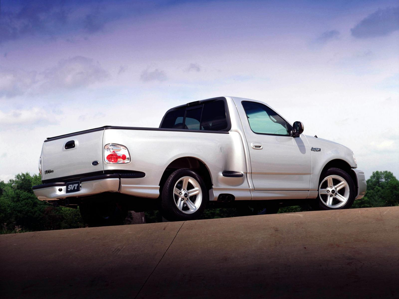 Ford F-150 Svt Lightning #15