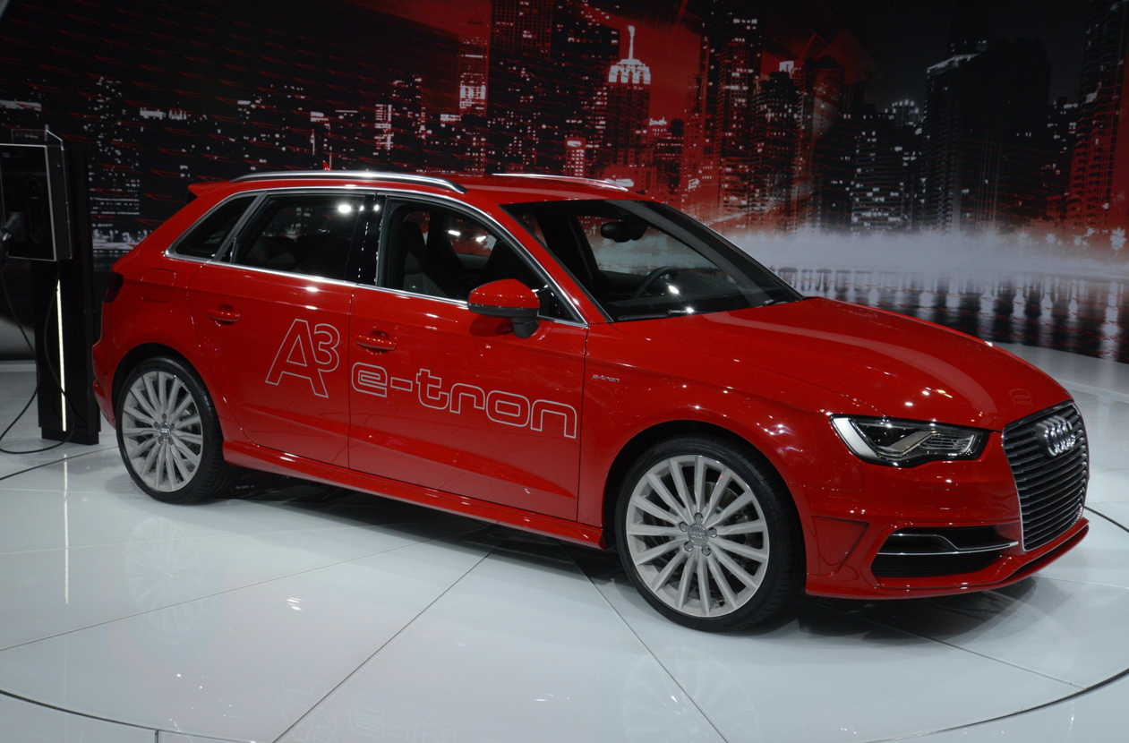 2015 audi a3 e tron photos informations articles. Black Bedroom Furniture Sets. Home Design Ideas