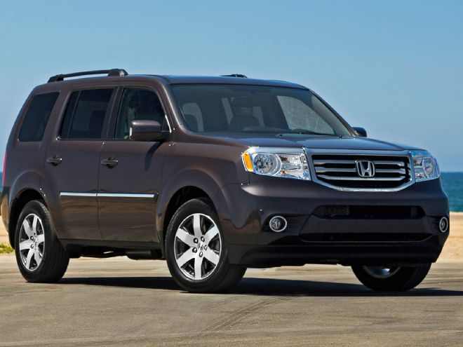 Marvelous 2013 Honda Pilot #8