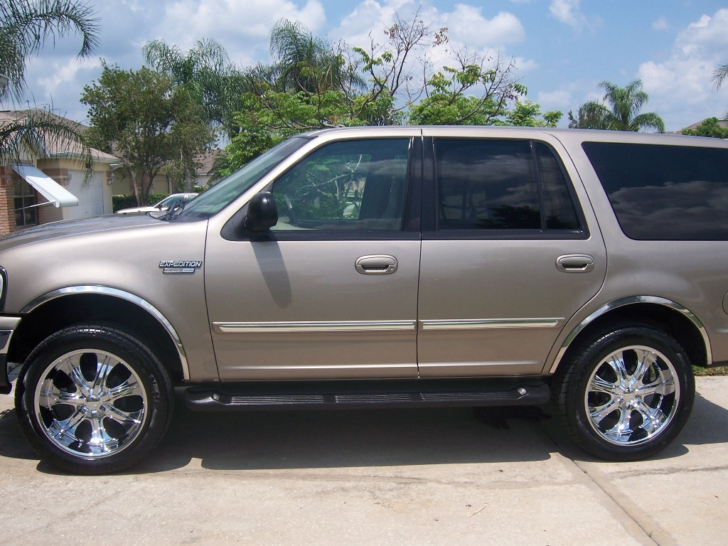 2001 Ford Expedition #15