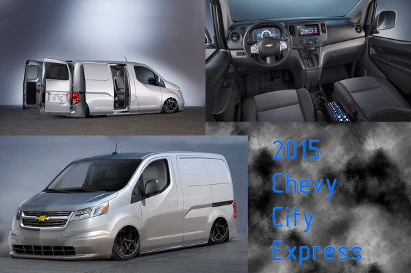 2015 Chevrolet City Express #11