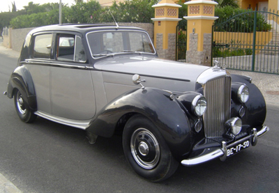 1951 Bentley Mark VI #9
