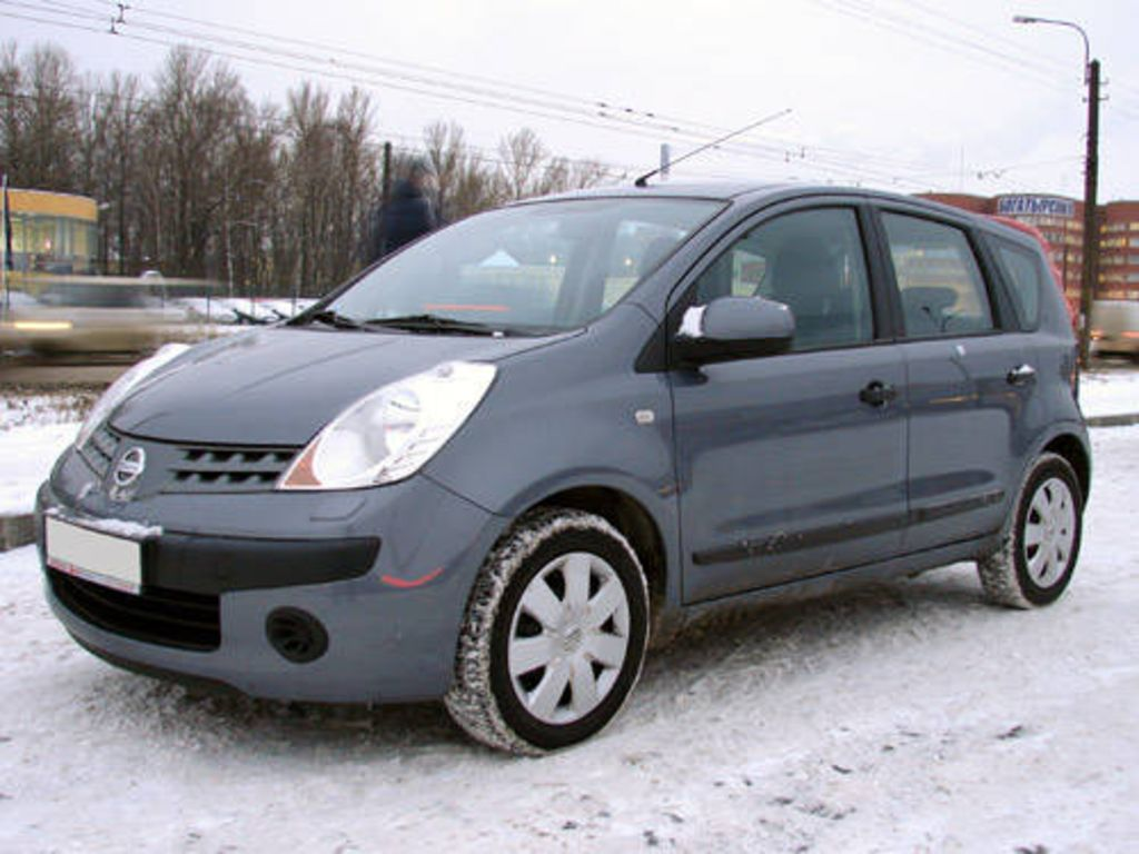 2007 Nissan Note #11