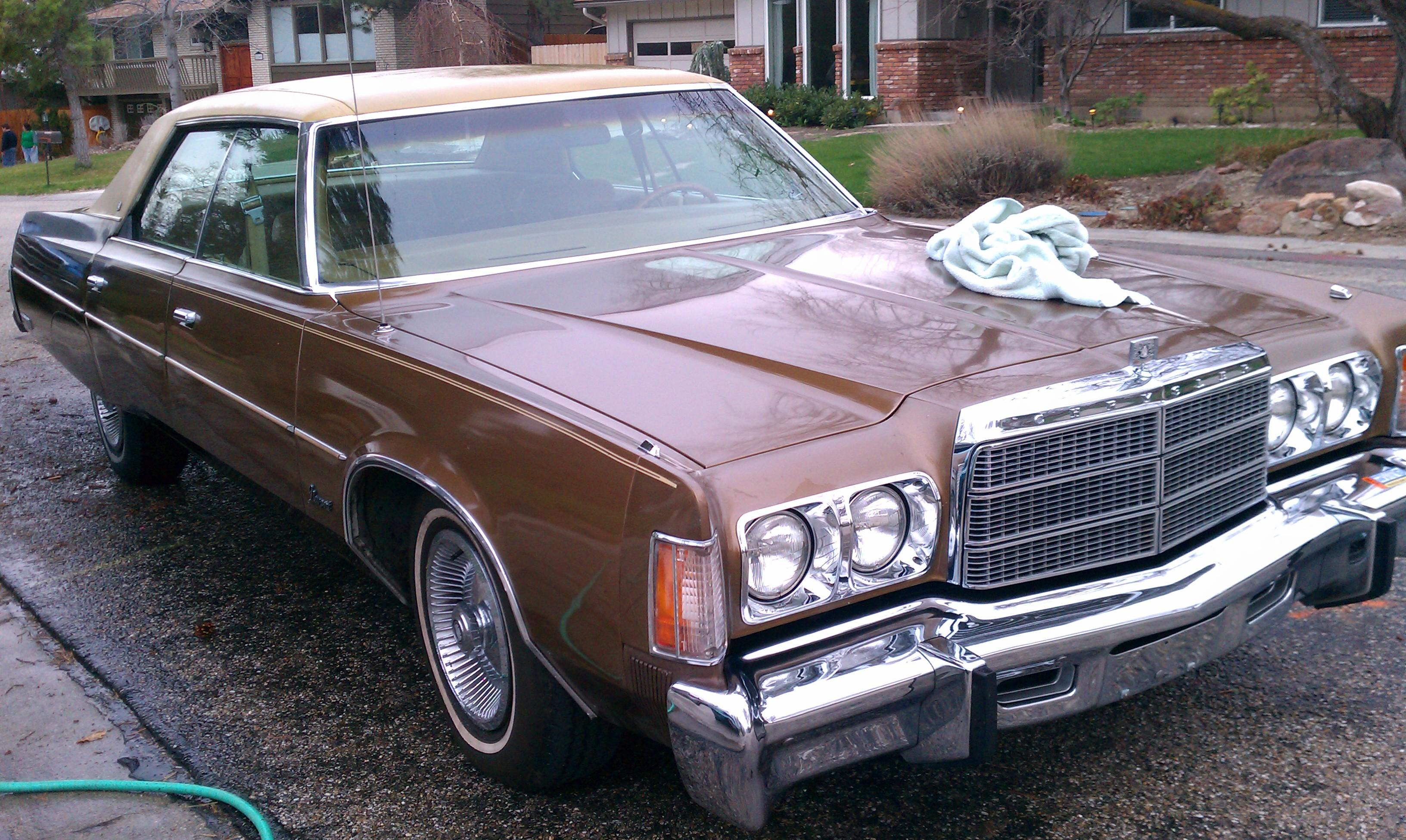 1978 Chrysler Newport #4