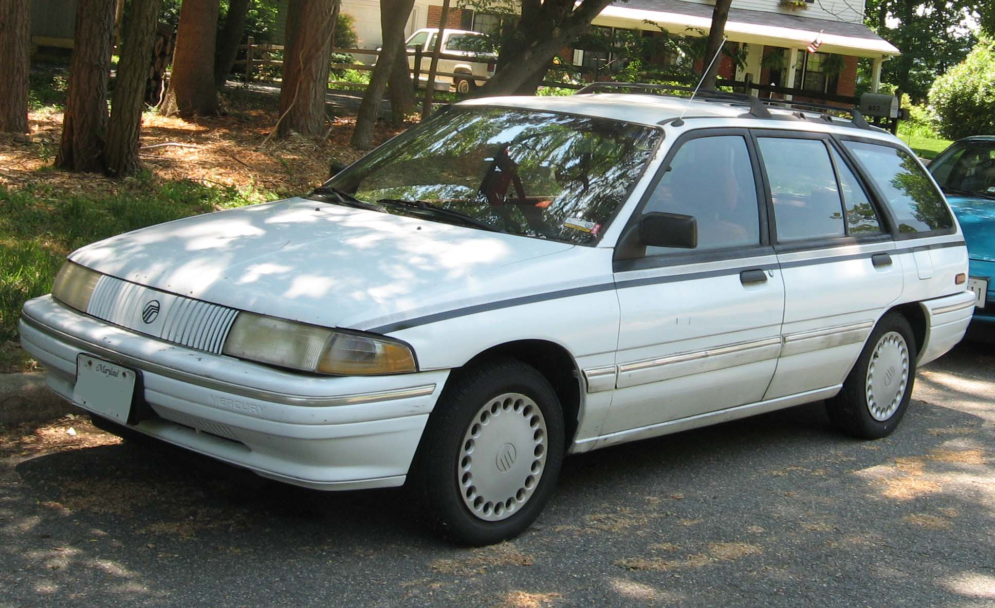 1994 Ford Tracer #4