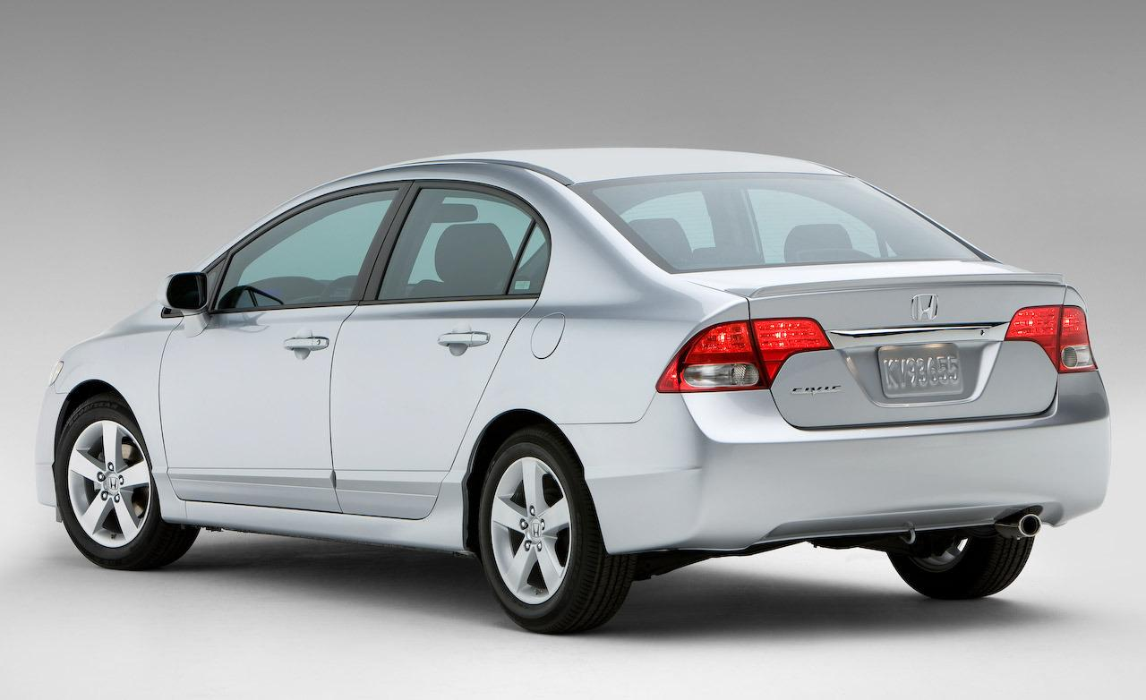 2009 Honda Civic #5