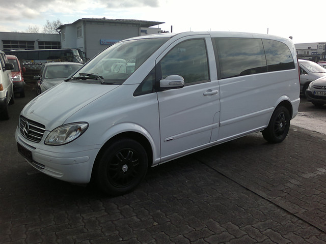 2003 Mercedes-Benz Viano #11