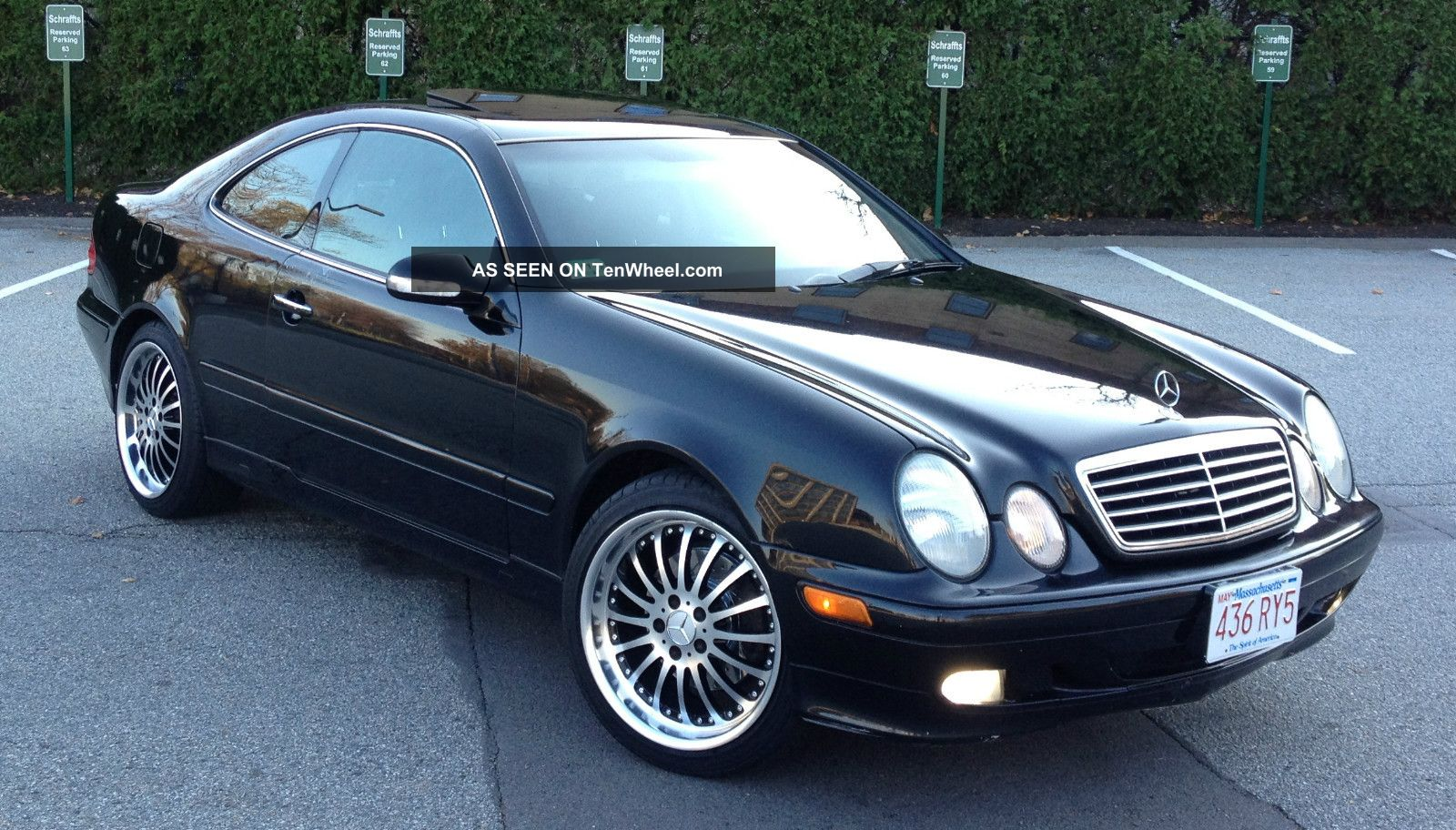2000 Mercedes-Benz CLK #6