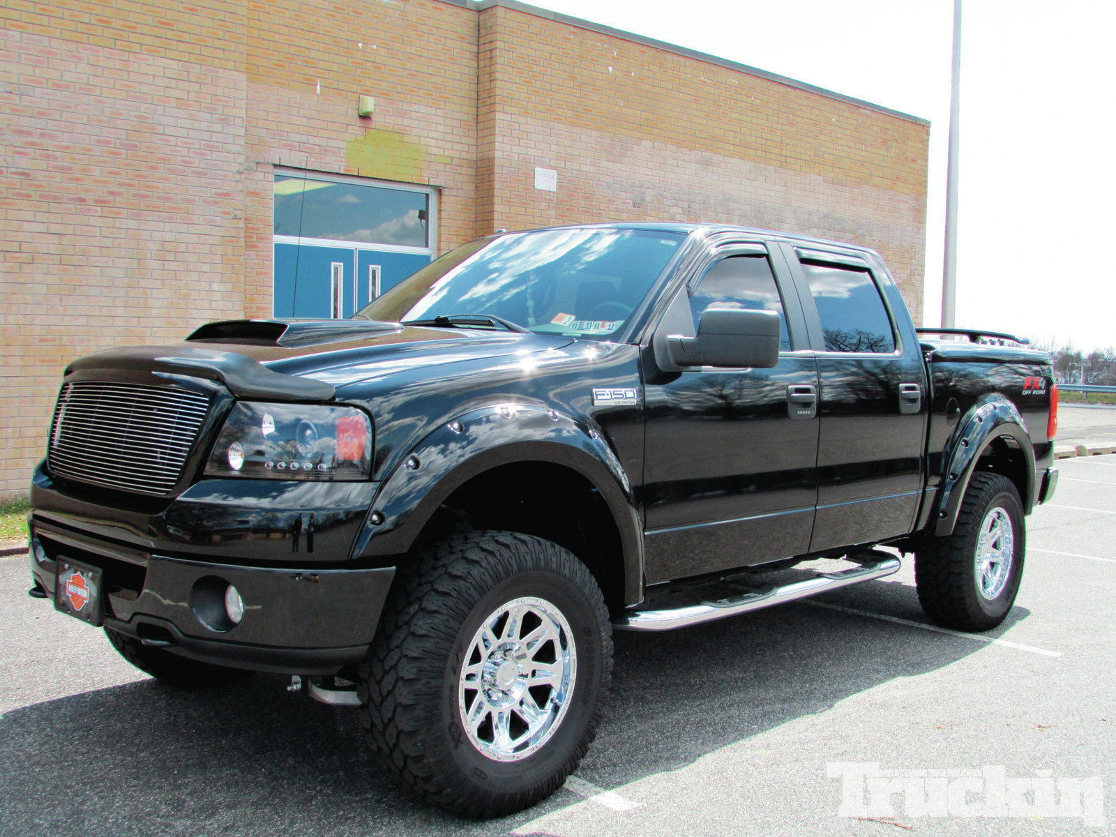 2007 Ford F-150 #7